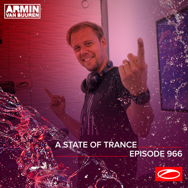 ASOT 966 - A State Of Trance Episode 966