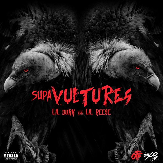 Supa Vultures - EP