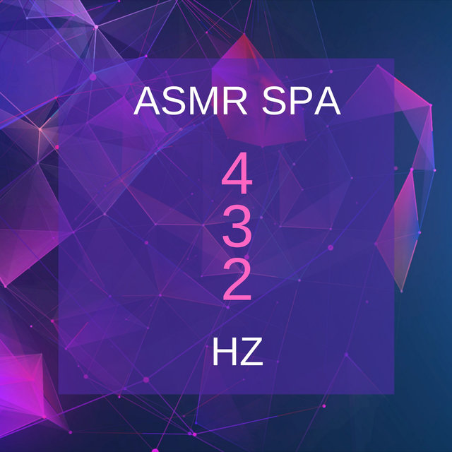 ASMR Spa with 432 Hz (Relaxing Frequencies to Stimulate Sensors, Pleasant ASMR Massage)
