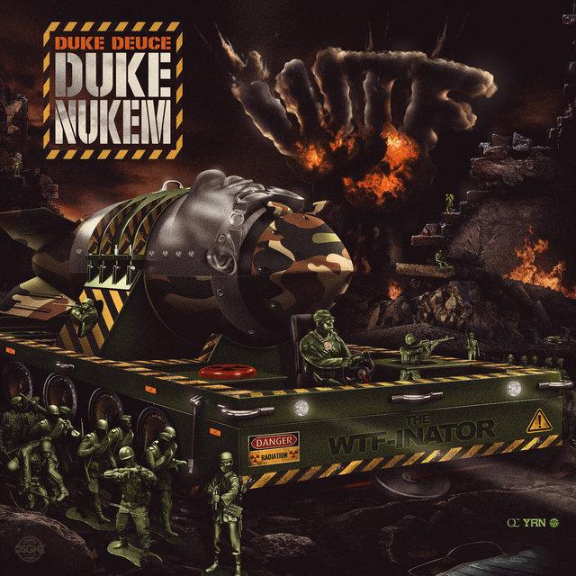 Cover art for album Duke Nukem by Duke Deuce