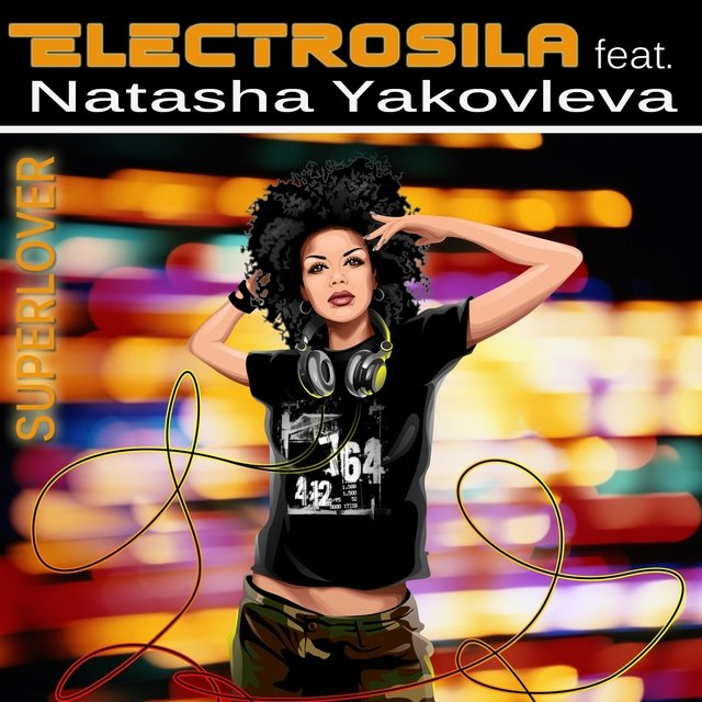 Superlover (feat. Natasha Yakovleva)