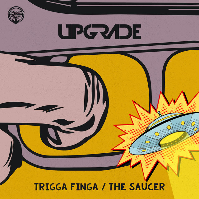 Trigga Finga / The Saucer