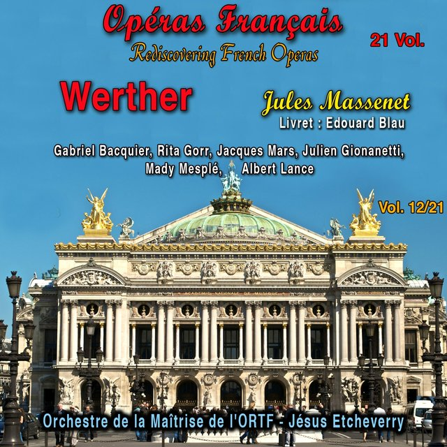 Rediscovering French Operas, Vol. 12