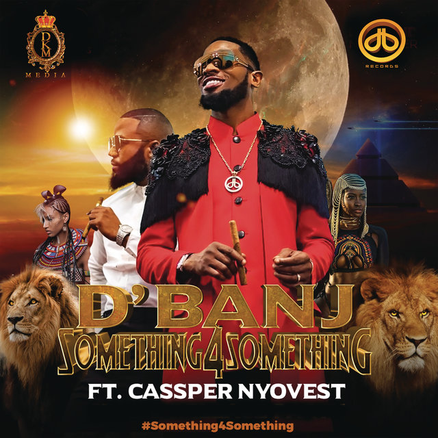 Something for Something (feat. Cassper Nyovest)