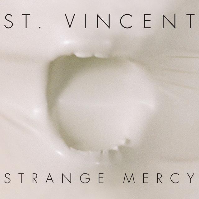 Cover art for album Strange Mercy by St. Vincent