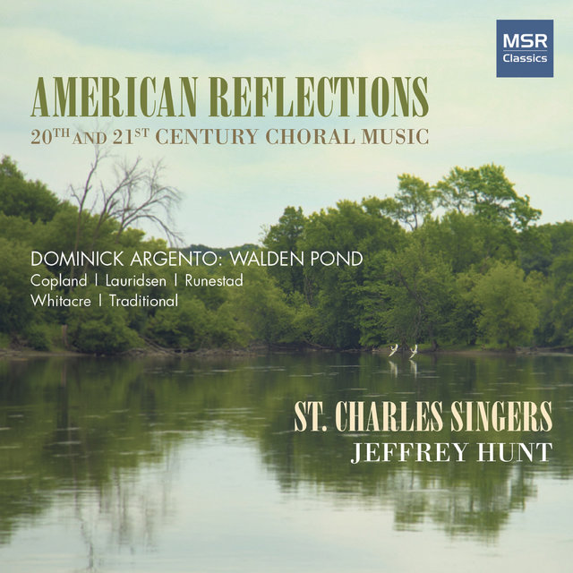 American Reflections - 20th and 21st Century Choral Music