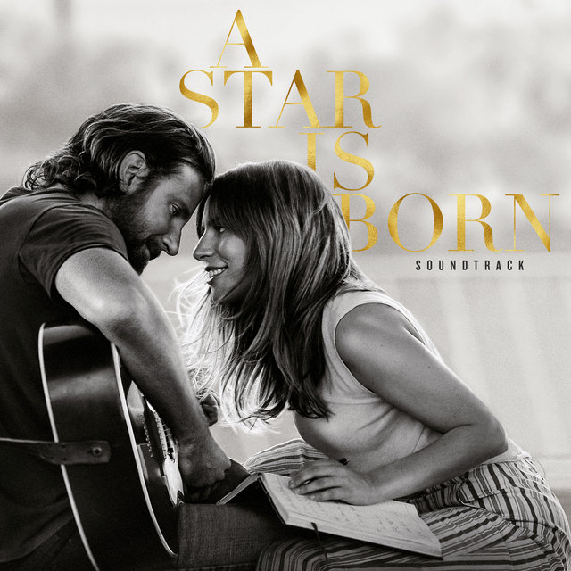 Cover art for album  by Lady Gaga, Bradley Cooper