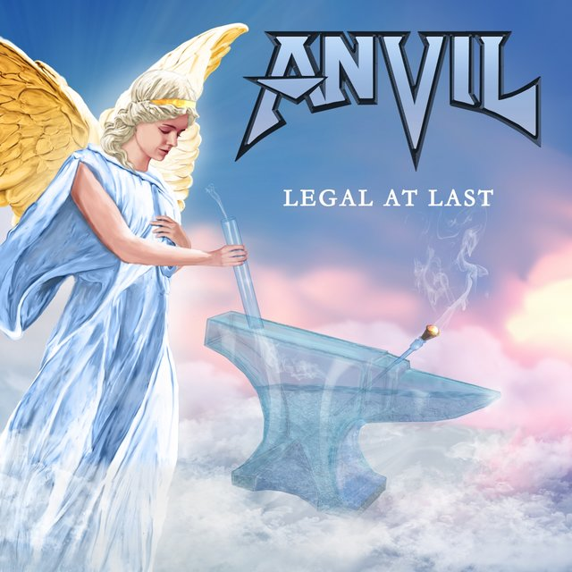 Cover art for album Legal at Last by Anvil