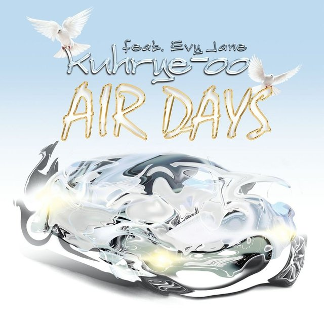 Air Days (feat. Evy Jane) - Single