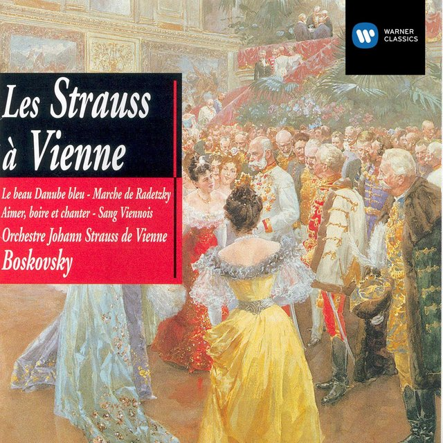 The Strausses of Vienna