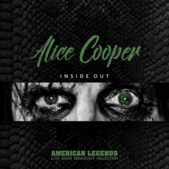 ALICE COOPER - INSIDE OUT