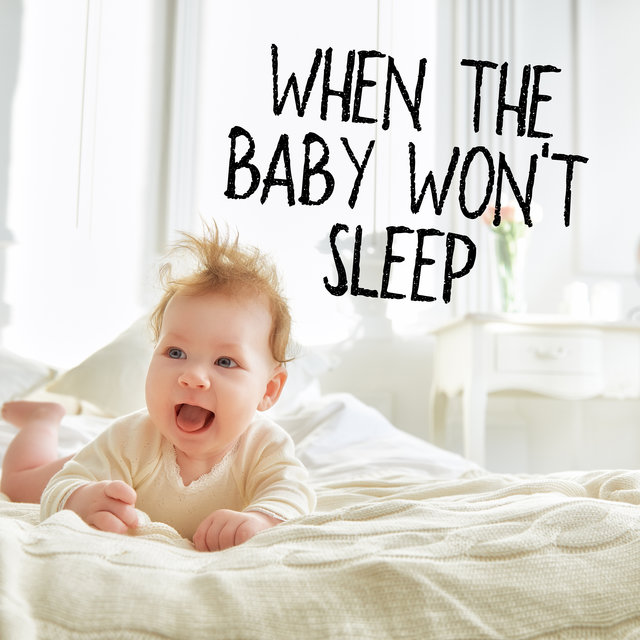 When The Baby Won't Sleep: Play This Relaxing Music In The Background To Help Him Fall Asleep