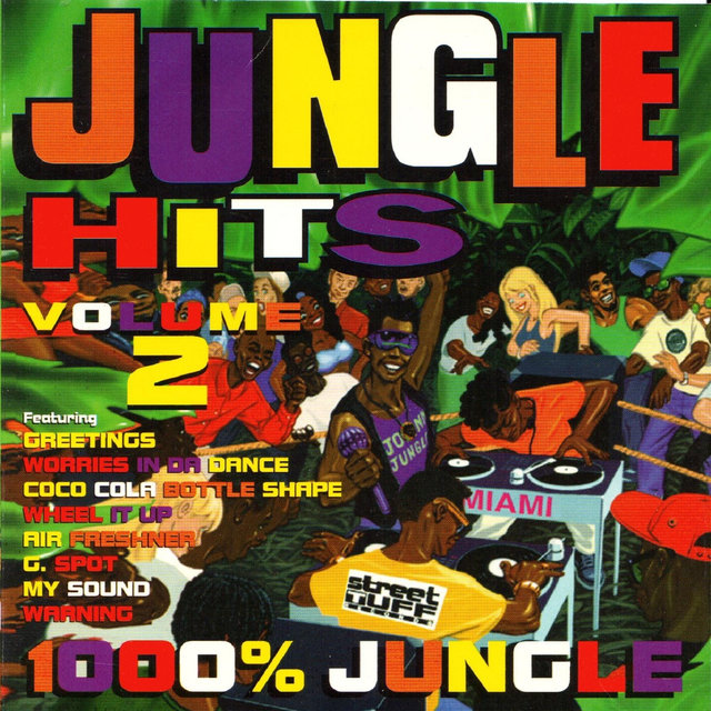 Jungle Hits, Vol. 2