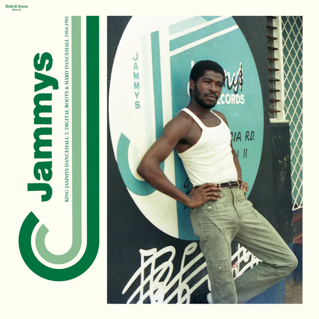 King Jammys Dancehall 2: Digital Roots & Hard Dancehall 1984-1991