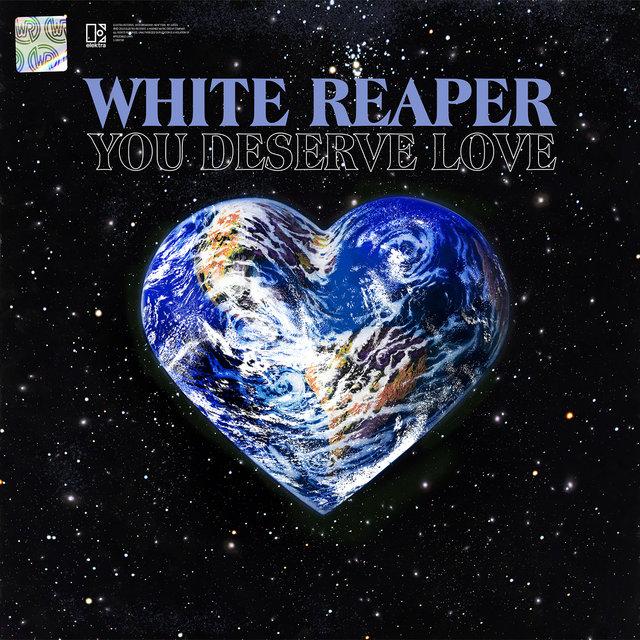 Cover art for album You Deserve Love by White Reaper