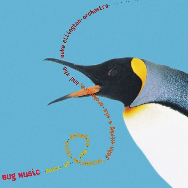 Cover art for album Bug Music by Don Byron