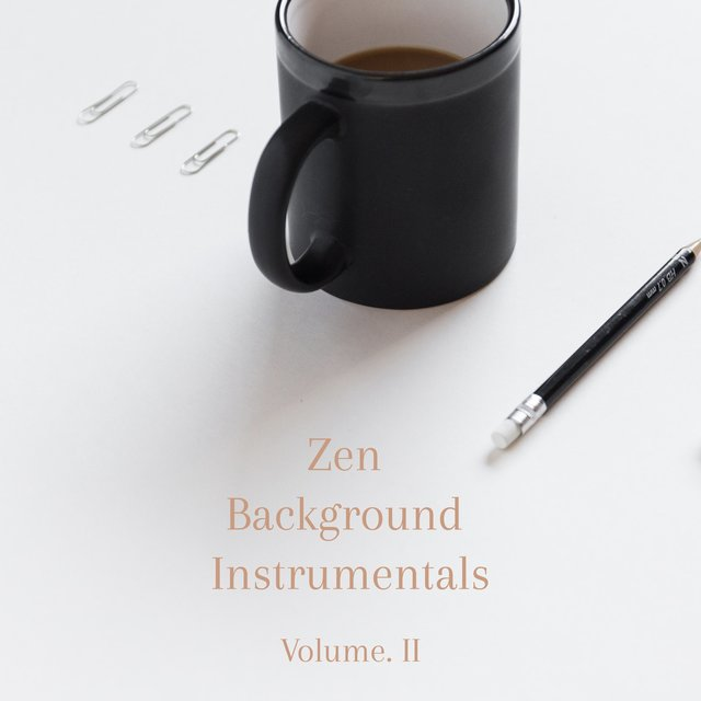 Zen Background Instrumentals, Vol. 2