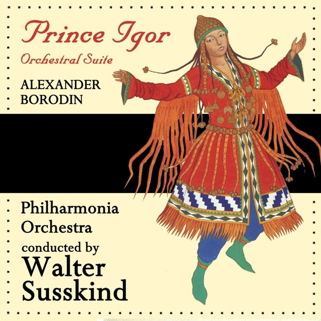 Orchestral Suite From Prince Igor