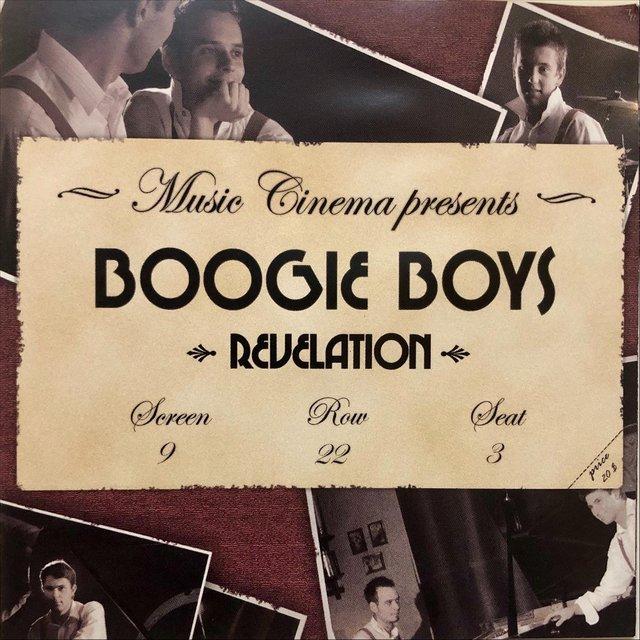 Cover art for album Revelation by Boogie Boys