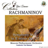 Symphony No. 2 in E Minor, Op. 27: Adagio (Live)