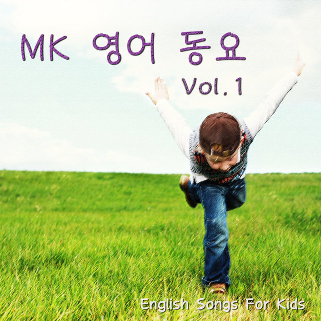 Mk English Songs for Kids Vol.1