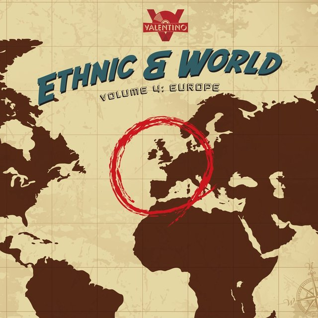 Ethnic and World, Vol. 4: Europe