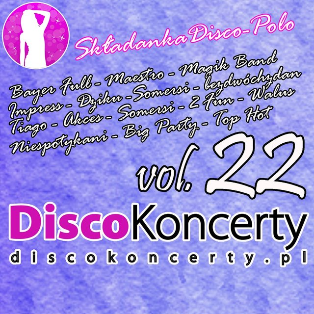 DiscoKoncerty vol. 22