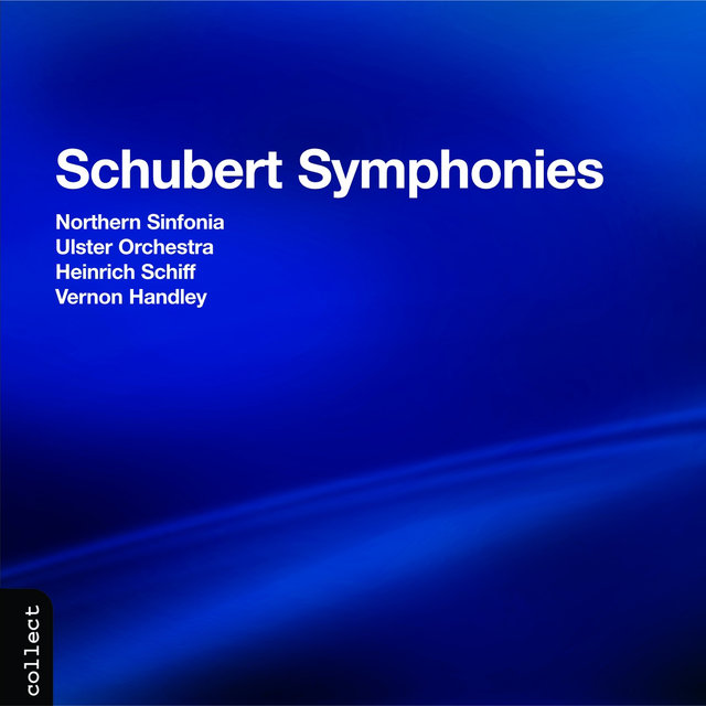 Schubert: Symphonies Nos. 3, 5 and 8