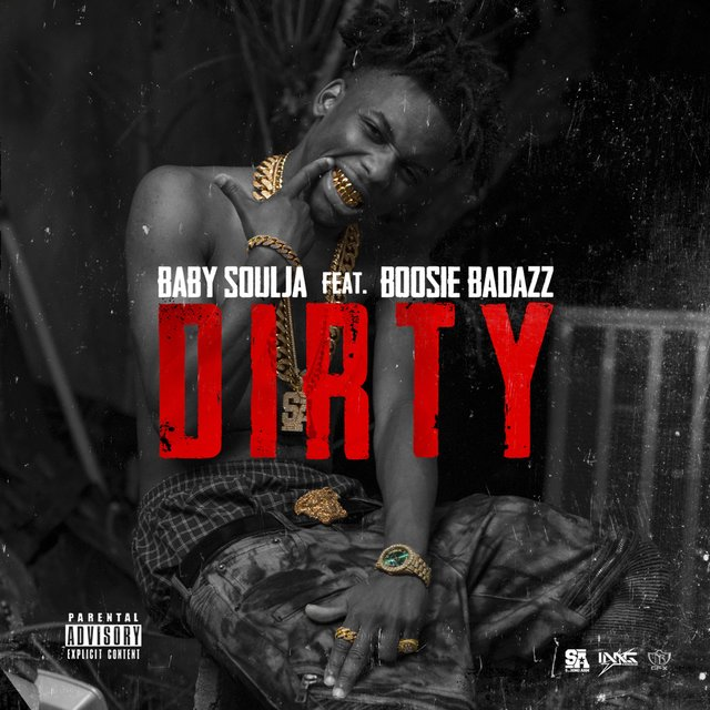 Dirty (feat. Boosie Badazz)
