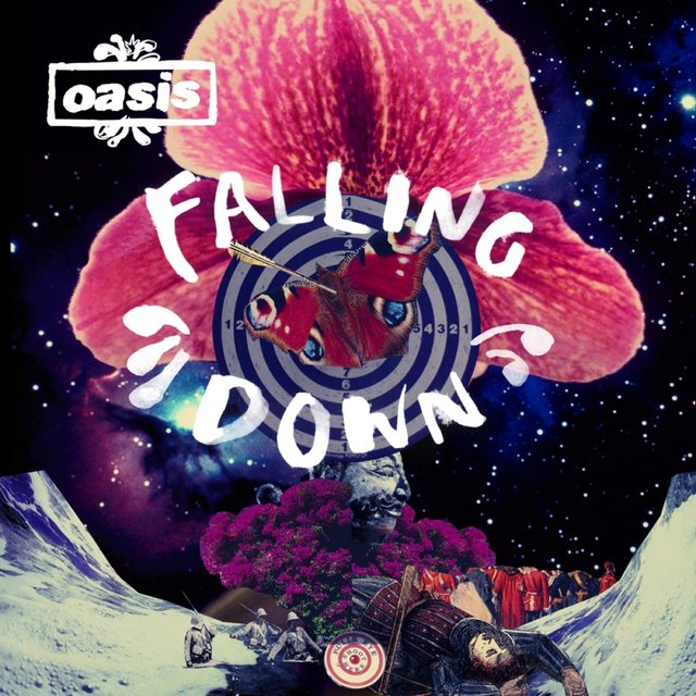 Falling Down - Remixes
