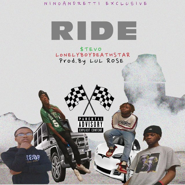 Ride (feat. Lonelyboydeathstar)