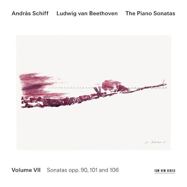 Beethoven: The Piano Sonatas, Volume VII