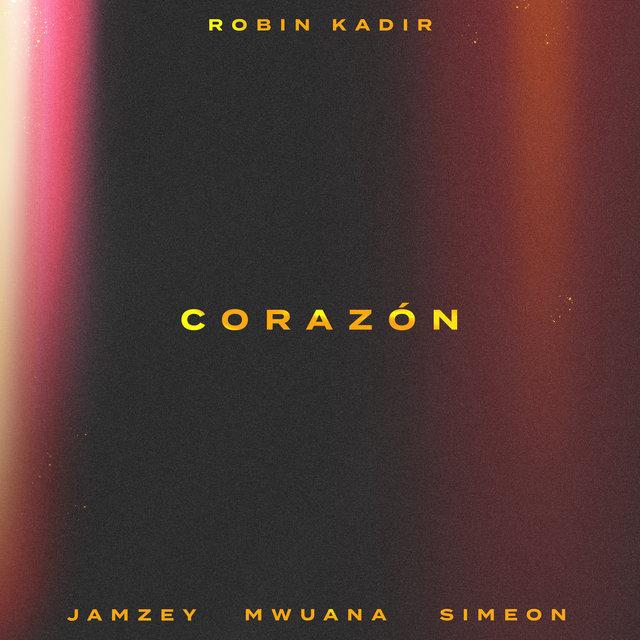 Cover art for album  by Robin Kadir, Simeon, Mwuana, Jamzey