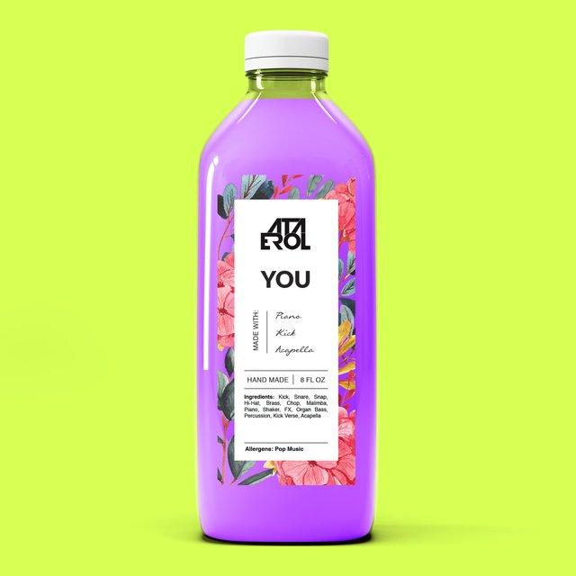 Cover art for album You by Ata Erol