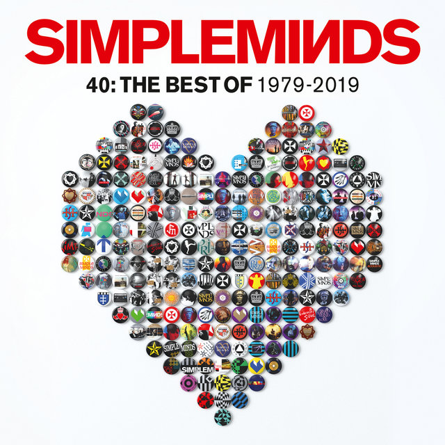 Forty: The Best Of Simple Minds 1979-2019
