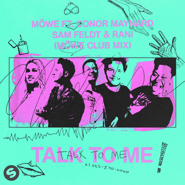 Talk To Me (feat. Conor Maynard, Sam Feldt & RANI) [Möwe Club Mix]