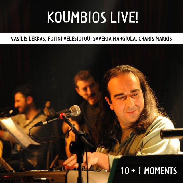 Koumbios Live! 10 + 1 Moments