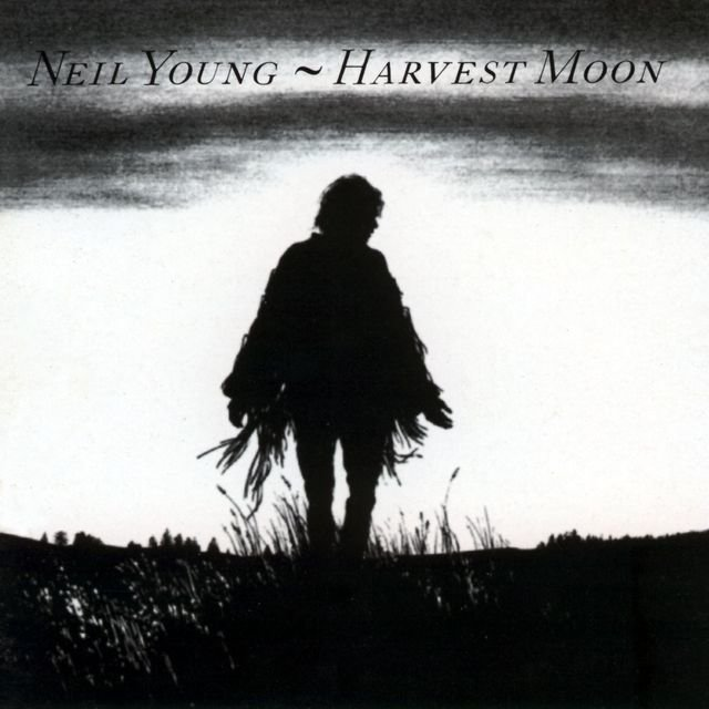 Cover art for album Harvest Moon by Neil Young