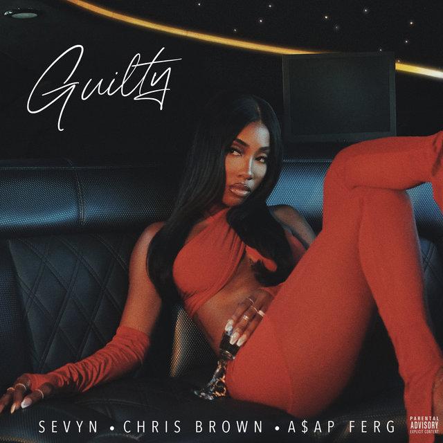 Cover art for album Guilty by Sevyn Streeter, Chris Brown, A$AP Ferg