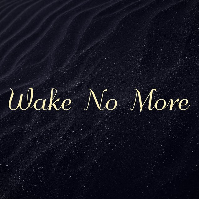 Wake No More