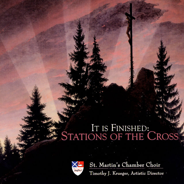 It is Finished: Stations of the Cross