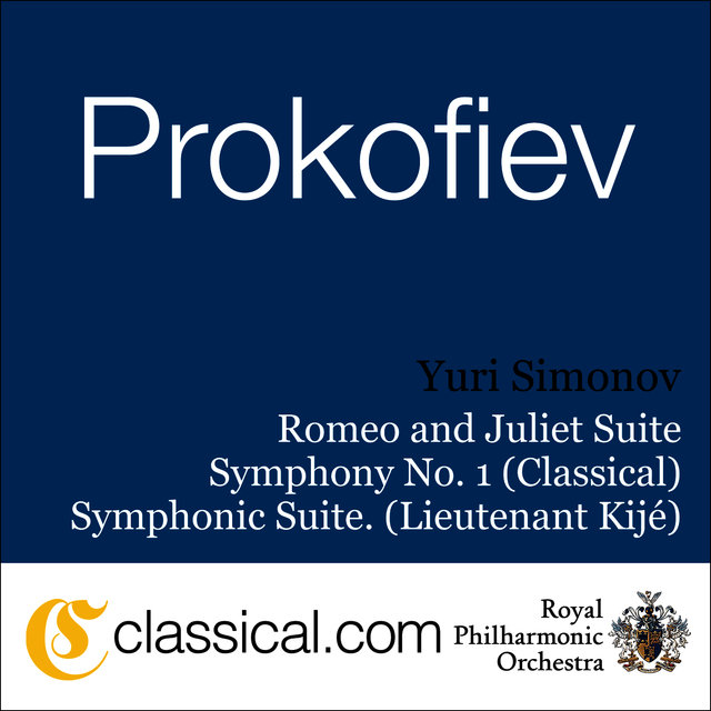 Sergey Prokofiev, Romeo And Juliet Suite No. 2, Op. 64Ter
