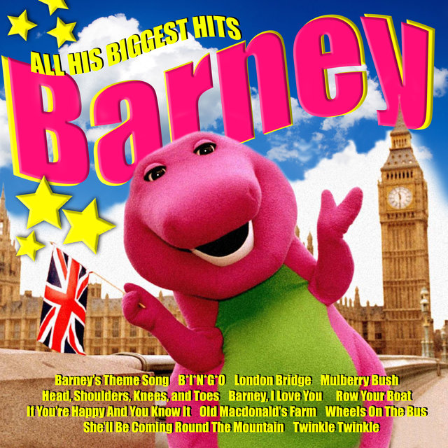 Barney - All His Biggest Hits