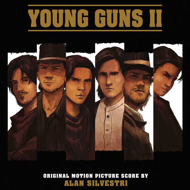 Young Guns, Vol. 2 (Original Motion Picture Score)