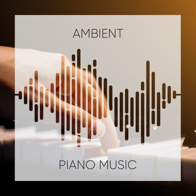 Ambient Office Piano Music