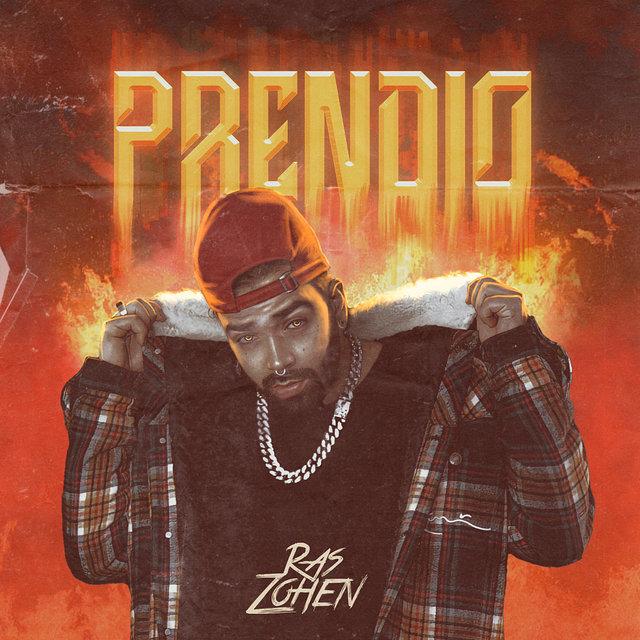 Cover art for album PRENDIO by Ras Zohen