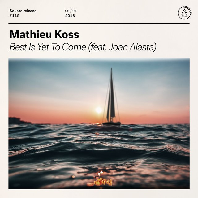 Best Is Yet To Come (feat. Joan Alasta)
