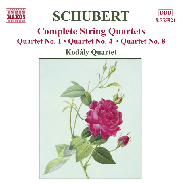 Schubert: String Quartets (Complete), Vol. 4