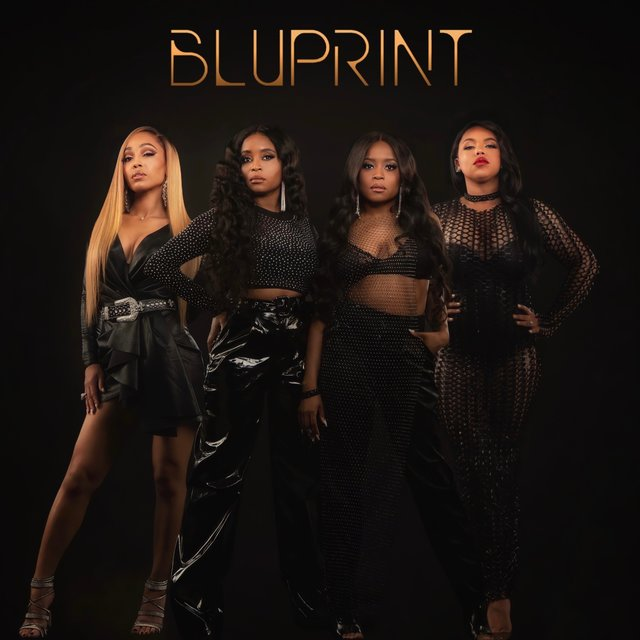 Cover art for album BluPrint by Bluprint