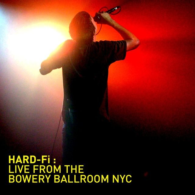 Recorded Live at The Bowery Ballroom NYC (iTUNES)